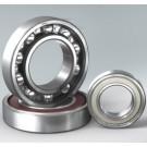 Miniaturkugellager NSK 607 2RS / 7 x 19 x 6 mm
